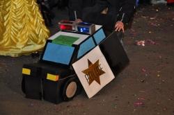 Segon premi individual infantil - Transformer