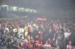 Festa de disfresses al Pavelló Municipal d'Esports