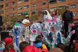 Carnaval menut - Disfressa més original - Els pops
