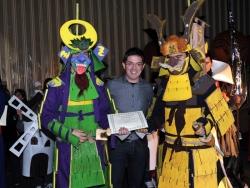 Primer premi parella adulta - Penúltim i últim samurai