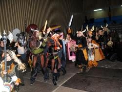 Segon premi comparsa - Los vikingos