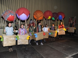 Millor grup infantil - Los exploradores