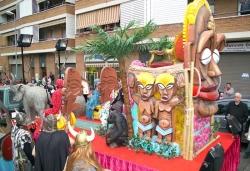 Dissabte, 17 de febrer - Rua de Carnaval