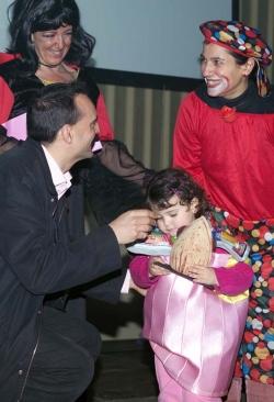 """Concurs de disfresses - 1r premi infantil individual: """"Petitsuisse"""""""