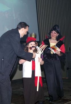 """Concurs de disfresses - 2n premi infantil individual: """"Bartomeu Sala"""""""