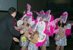 """Concurs de disfresses - 1r premi infantil grup: """"Musas del Caribe"""""""