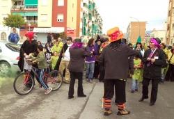 Diumenge, 18 de febrer - Rua de Carnaval