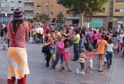 Animació i festival astronòmic a la plaça de Pau Picasso