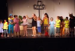 Teatre infantil al Teatre Municipal
