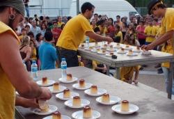 II Concurs de menjar flams