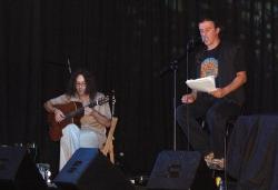 Concert de Gerard Quintana al Teatre Municipal
