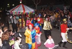 Dissabte de Carnaval - Rua de Carnaval