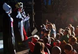 Dissabte de Carnaval al Pavelló Municipal