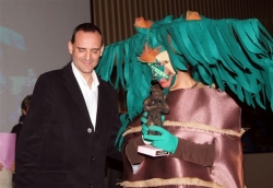 Dissabte de Carnaval - 1r premi adult individual: Tropical Fantasy