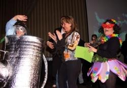 Dissabte de Carnaval - 2n premi parella adults: Flor y regadera