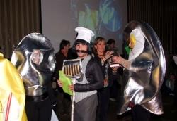 Dissabte de Carnaval - 2n premi grup adults: ¡A comer!