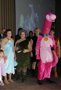 Dissabte de Carnaval - 1r premi grup adults: Rocadura