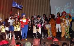 Dissabte de Carnaval - 1r premi comparsa adults: Papichulis Circus