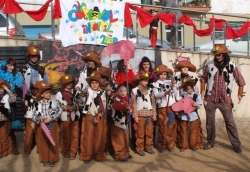 Diumenge de Carnaval - Concentració de disfresses al CIJ