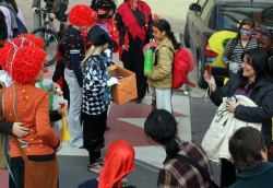 Diumenge de Carnaval - Rua infantil