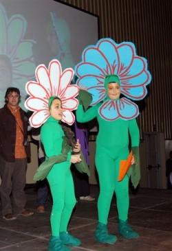 Dissabte de Carnaval - 2n premi grup infantil: Florecillas revoltosas