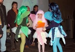 Dissabte de Carnaval - 1r premi grup infantil: Ninfas
