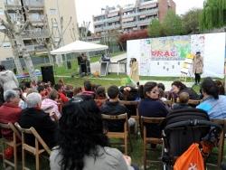 """23-04-2012 - Marató familiar de contes: """"Els Grimm busquen drac"""""""