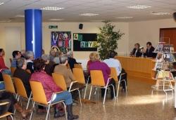16 d'abril - Commemoració del 70è aniversari del final de la Guerra Civil - Conferència de l'escriptora Assumpta Montellà a la Biblioteca