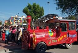 23 d'abril - Trenet de Sant Jordi