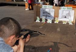 23 d'abril - Activitats, jocs i parades a la plaça de Pau Picasso