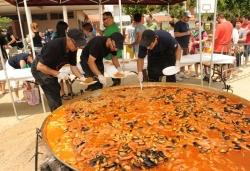 Paella Popular (Imatge d'arxiu)