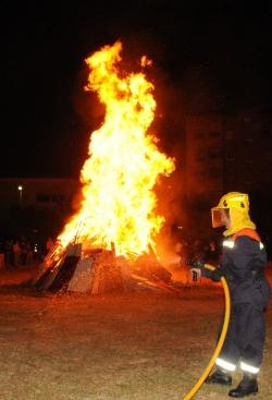 23/06 Encenent la foguera