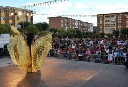 Festival de danses (Sant Joan 2010)