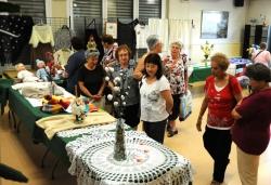 Exposició de manualitats al Casal de la Gent Gran Nord (2011)