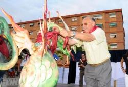 23-06-2011 - Posada del mocador tradicional de festes