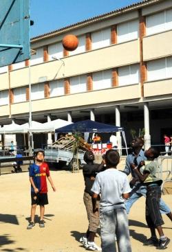 25-05-2011 - Activitats joves: 3x3 bàsquet