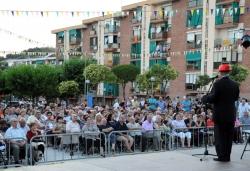 Espectacle de varietats a la plaça del Poble (Imatge d'arxiu)