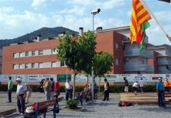 Dissabte, 21 de juny - Botxes a les pistes de la plaça Joaquim Mir