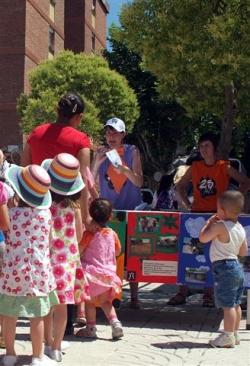 Diumenge, 22 - de juny - Activitats infantils (25è aniversari de lEsplai Panda)