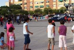 Festival infantil amb jocs tradicionals d'arreu del món (Sant Joan 2008)