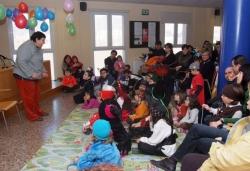 21 de febrer - Dissabte de Carnaval a la Biblioteca