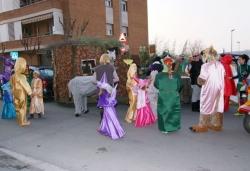 21 de febrer - Concentració de disfresses i rua de Carnaval