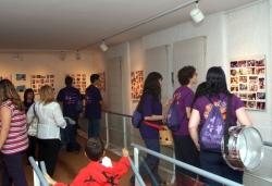 """Exposició """"Vint anys de Gegants""""a la Galeria de Can Xerracan"""