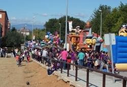 Festa infantil amb inflables