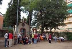 Campionat de bitlles i petanca per a la Gent Gran a Can Xerracan