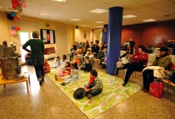 13 de febrer - Dissabte de Carnaval a la Biblioteca