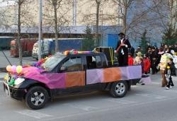 13 de febrer - Rua de Carnaval