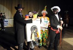 13 de febrer - Lavadora - Primer premi infantil individual del concurs de disfresses