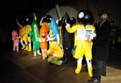 13 de febrer - Bic Taronja, Bic Cristall i Bic Kids - Segon premi adults comparsa del concurs de disfresses