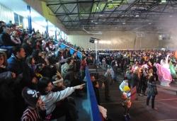 13 de febrer - Festa de disfresses al Pavelló Municipal d'Esports
